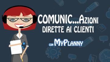 Le comunicazioni dirette ai clienti: come usarle