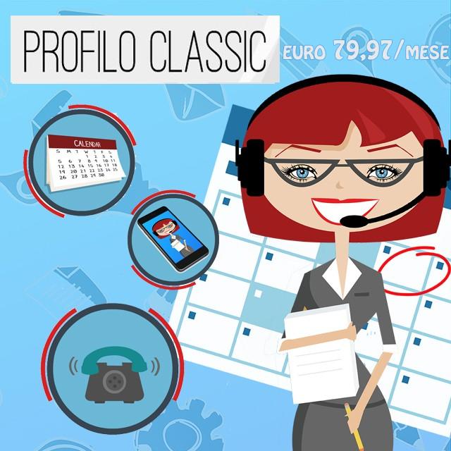 MyPlanny segretaria dedicata profilo classic sq