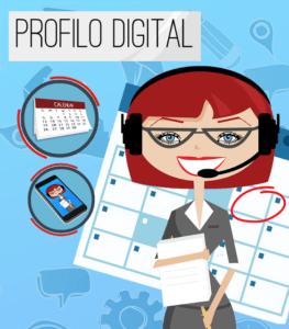 Profilo digital MyPlanny per esercenti