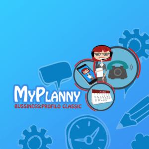 MyPlanny business profilo classic app prenotazioni online per tutti agenda online