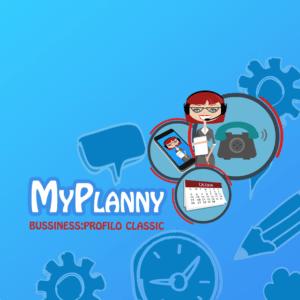 MyPlanny profilo classic agenda online e app prenotazioni e segretaria dedicata
