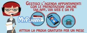 prenotazioni online myplanny app top solutions torino